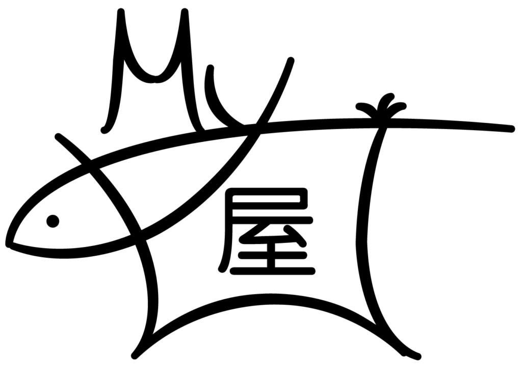 logo-nero-sfondo-trasparente - My Sushi House Rimini